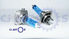 COOL BLUE H7 2PIN 499 477 HALOGEN CAR HEAD LIGHT BULB LAMP PAIR XENON LED EFFECT