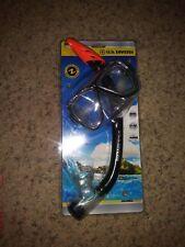 NEW US Divers Adult Snorkel and swim mask Mooreacrest