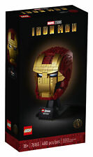 LEGO Marvel Super Heroes: Iron Man Helmet (76165)