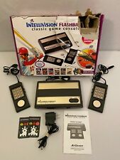 RARE INTELLIVISION FLASHBACK DOLLAR GENERAL EXCLUSIVE 61 GAMES CLASSIC CONSOLE