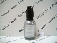 Wet N Wild Fast Dry Nail Color Polish #236C Silvivor