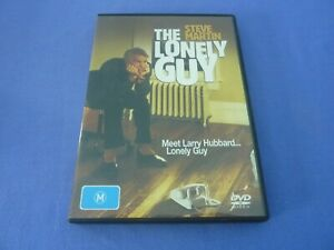 The Lonely Guy DVD Steve Martin R0 Free Postage