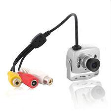 DIY CMOS HD CCTV-Kamera-Sicherheit versteckte Spion Cam Recorder LED Nachtsicht*