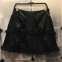 Review Black Lace Skirt Size 10