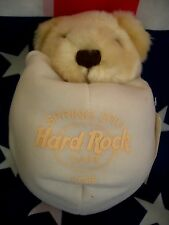 HRC Hard Rock Cafe Kobe Spring 2003 Easter Egg Bear 10`` LE Herrington