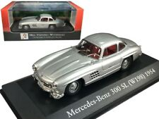 Mercedes-Benz 300 SL (W198) 1954, Vehicle Car Model 1:43, Atlas Magazine Model