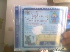 CD de Joueyx anniversaire Nicolas