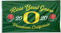 Oregon Ducks 2020 Rose Bowl Flag 3x5ft banner