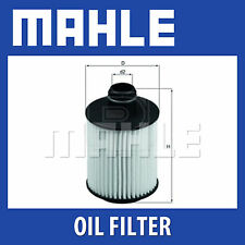 MAHLE Filtro Olio ox559d-si adatta a VAUXHALL ASTRA, mostrine-Genuine PART