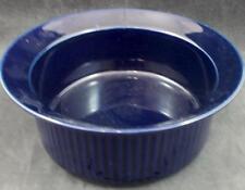 Dansk BISSERUP BLUE Round Vegetable Bowl Made in Japan GREAT CONDITION