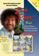 Joy of Painting Ten One Hour Instruct 0720867010195 DVD Region 1