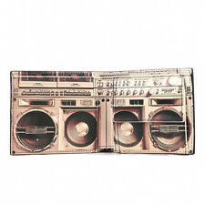 PAUL SMITH Boom Box Ghetto Blaster Coin and Billfold Wallet