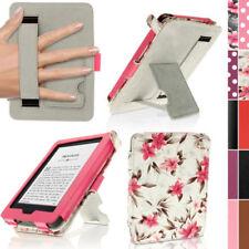 Custodie e copritastiera Per Amazon Kindle Touch in pelle per tablet ed eBook Amazon