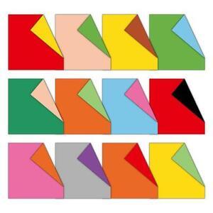 DAISO Japan double-sided origami Both sides chiyogami paper cute Kawaii Orizuru