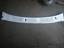 92-97 Ford F-150 250 350 450 Cowl Grille Panel White Wiper Motor Cover OEM
