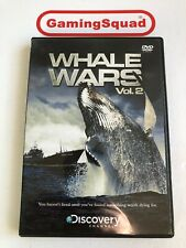Whale Wars Vol 2 DVD, Supplied by Gaming Squad