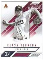 2015 Panini Contenders Baseball Class Reunion #18 Ryan Burr