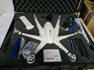 Tali500 FPV Hexcopter white without remote control