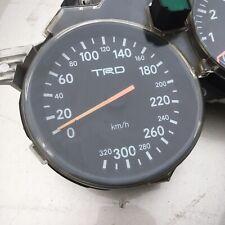 Toyota Supra JZA80 TRD 320 KM/H MT Cluster Speedometer gauge