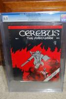 Cerebus #1 CGC 6.0 1977 Dave Sim! the Aardvark! FREE SHIPPING! D5 121 cm