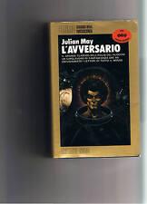 """Julian May """"L'avversario """"COSMO NORD ORO 1° EDIZIONE 1986."""