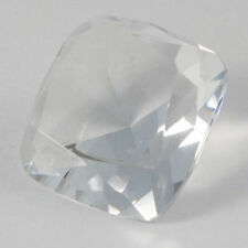 Diamond square crystal wedding table decoration 6cm