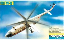 Mil Mi-6 Hubschrauber Helikopter1:100 Master Modell Plasticart 1003 Original DDR