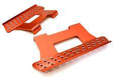 C26808RED Integy Billet T3 Side Step(2)Kit for SCX-10, Dingo, Honcho & Jeep