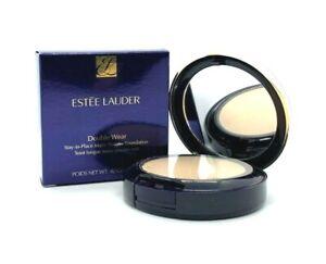 Estee Lauder Double Wear Matte Powder Foundation ~ 1N0 Porcelain ~ .42oz BNIB