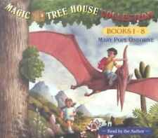Magic Tree House Collection: Books 1-8 by Mary Pope Osborne (Audio, 2004)