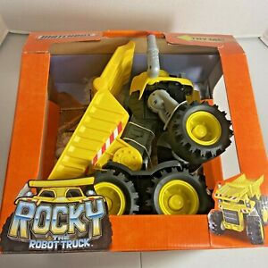 Matchbox Rocky The Robot Truck Lights, Sounds and Interactive  New In Package