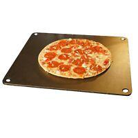 """3//8/"""" x 16/"""" x 18/"""" 3//8/"""" Steel Pizza Baking Plate A36 Steel"""