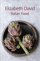 Italian Food, Hardcover by David, Elizabeth, Brand New, Free P&P in the UK