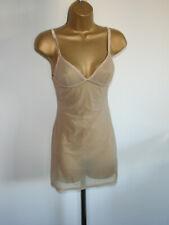 Dolce&Gabanna Sexy Nude Sheer Peticoat Slip Sz IT 2 UK 8-10