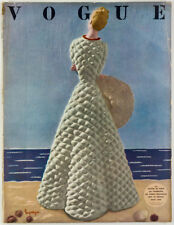 Georges Lepape PARIS VOGUE magazine August Aout 1938 80th birthday gift present