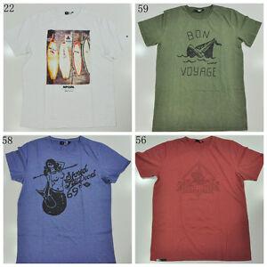 "Mens "" Rip Curl ""  T-shirt TEE Top  ONLY SZ  M  -- NWOT Ripcurl"