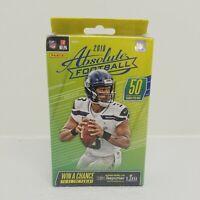 2018 Absolute Football Hanger Box 50 Cards possible Lamar Jackson RC