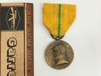 Original Belgium 1909-1934 Albertvs Rex Medal