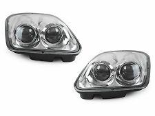 DEPO Chrome Projector Headlight DOT For 1997-2004 Chevy Chevrolet Corvette C5