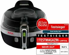 Tefal YV9601 ActiFry 2in1 Heißluft-Fritteuse, 1400 Watt, 1,5 kg Fassungsvermögen