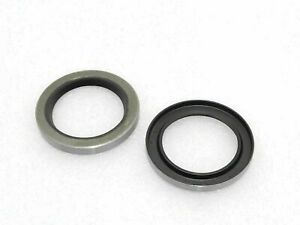 NEW WILLYS JEEP FRONT WHEEL HUB SEAL SET