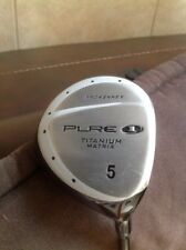 Prokennex Pure 1 Titanium Matrix 5 Wood Golf Club