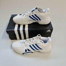Adidas Tennis Schuhe Barricade Club xJ Kinder Gr. 38 (Q22297)