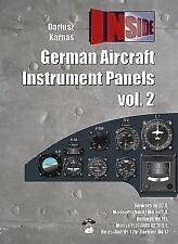 German Aircraft Instrument Panels: Volume 2 (Inside), Karnas, Dariusz
