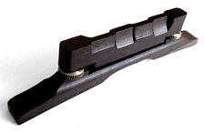 Allparts MB 0508-0E0 Ebony Gibson® Style Mandolin Bridge