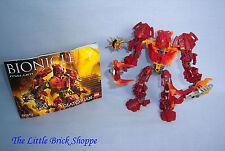 Lego Bionicle 8979 Glatorian MALUM - Complete figure with instructions