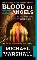 Michael Marshall / Blood of Angels Straw Men Suspense Mass Market 2005