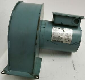 Reliance Electric P56X1341H 3/4 HP Electric Motor 208-230/460V 3450 RPM 2.2 Amp