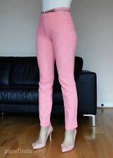 Wolford Bonded Lace Trousers Light Rose/sugar(pink) Size S UK 8 US 6