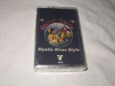 Round Dance MYSTIC RIVER Style (Cassette) NEW Native American Pow Wow Rez Cue